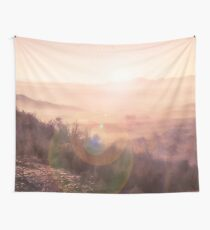 Outback Sunrise (3:2 standard view) Wall Tapestry