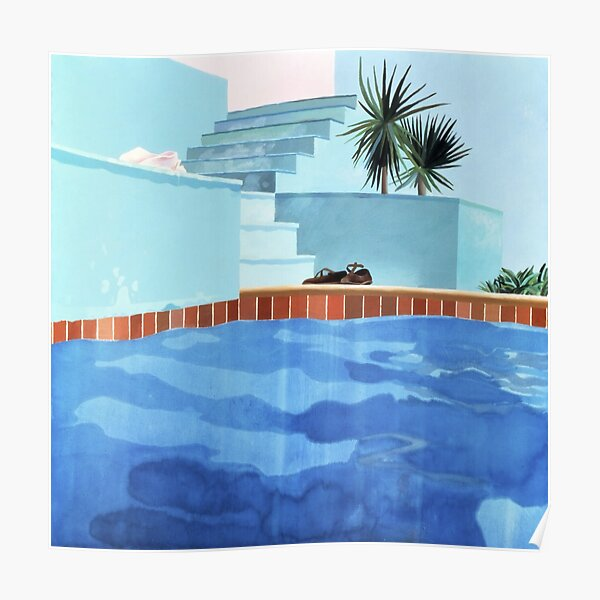 Swimming Pool House Poster