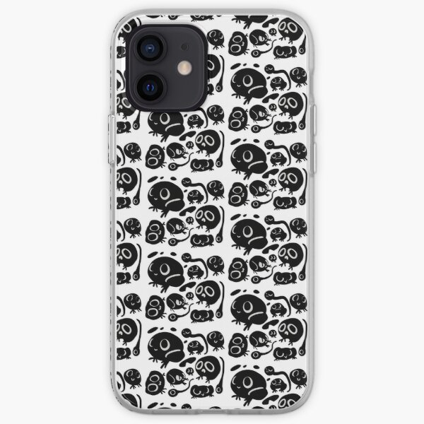 Blob Frogs iPhone Soft Case