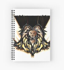 Alionbull Spiral Notebook