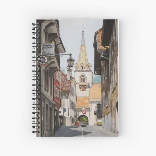L'église de La Tour-de-Peilz Cahier à spirale