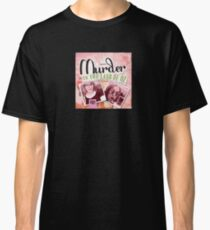Murder in the Land of Oz Cover Classic T-Shirt