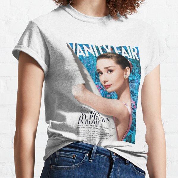 Audrey Camiseta clásica
