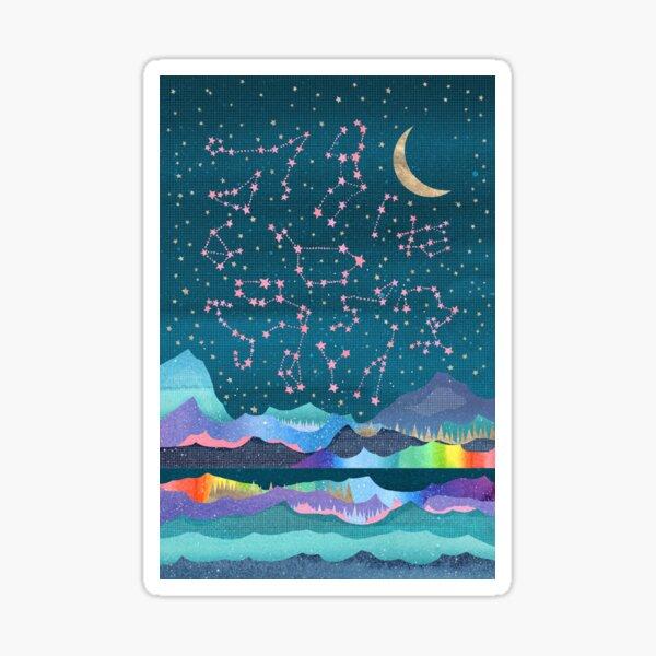 Zodiac Sky Sticker