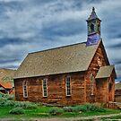 The Little Church by Phillip M. Burrow