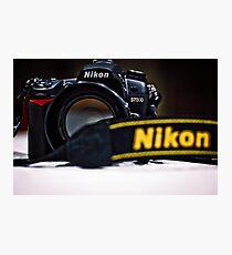 Nikon D7000 Photographic Print