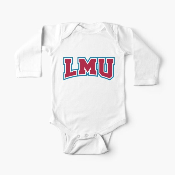 The Loyola Marymount Lions Long Sleeve Baby One-Piece