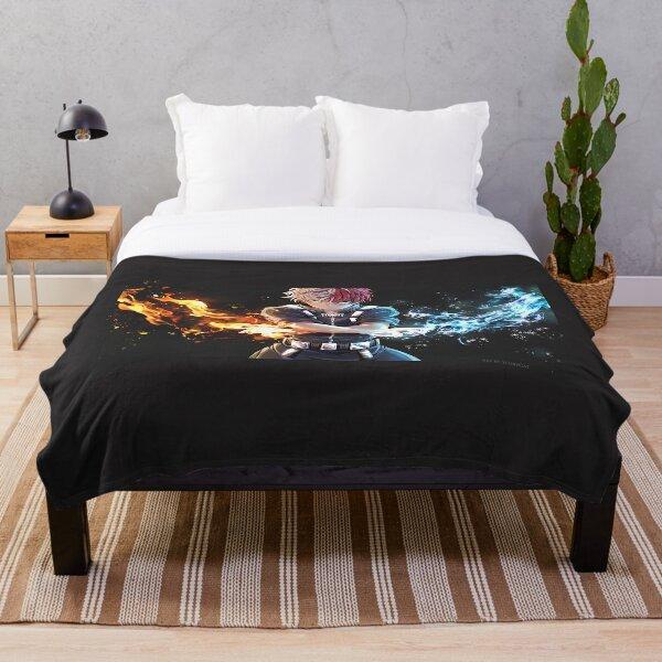 Todoroki BNHA Throw Blanket