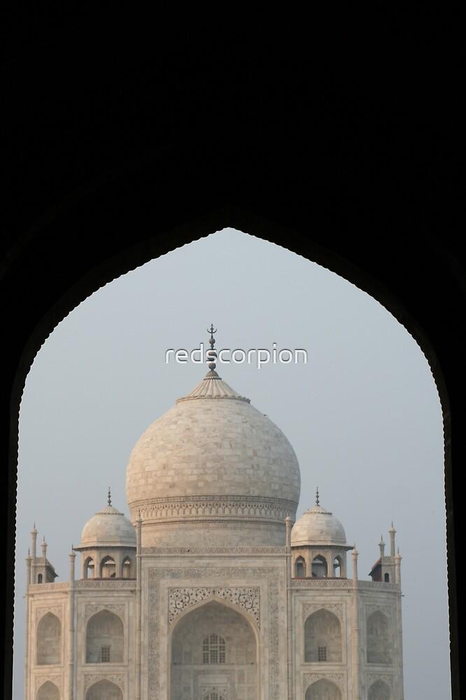 Taj #1 by redscorpion