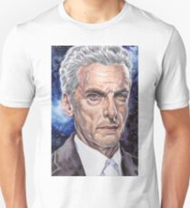 The Doctor (Peter Capaldi) Unisex T-Shirt