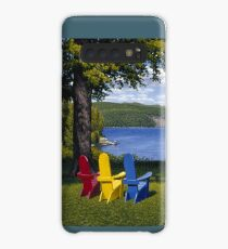 """Palisades"" oil painting by Reed Prescott Case/Skin for Samsung Galaxy"