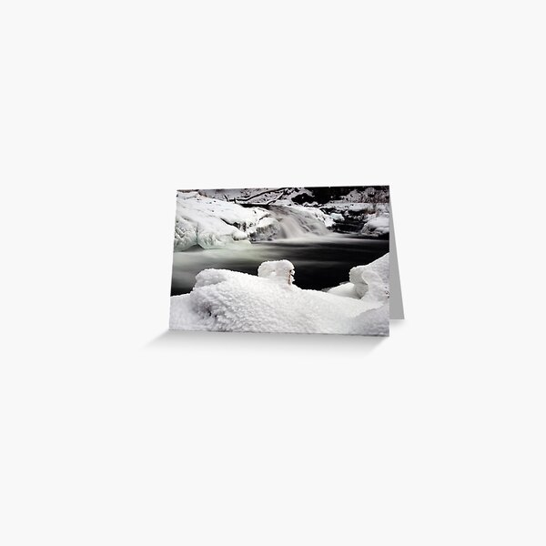 Willow River State Park Greeting Card