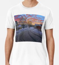 """Sunrise in the Center"" by Reed Prescott Premium T-Shirt"