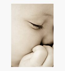 New born baby  Photographic Print