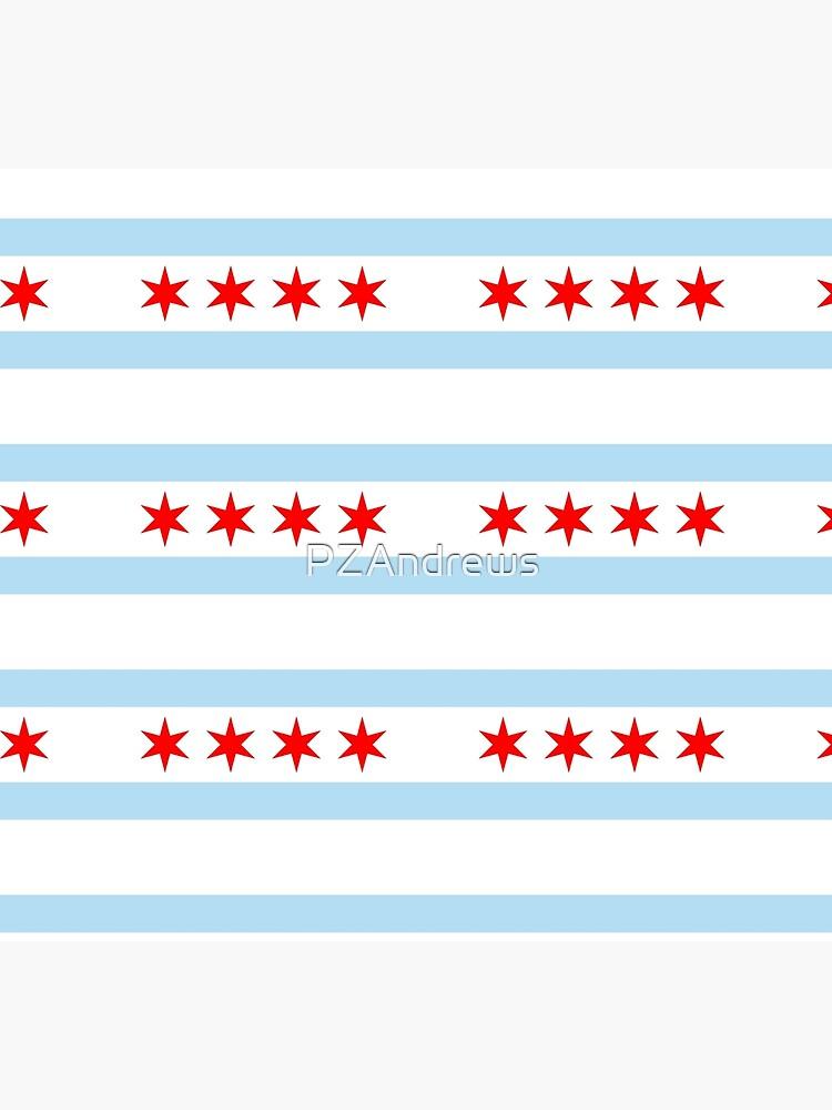 Flag of Chicago by PZAndrews