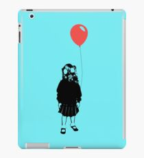 What lovely weather we are having... iPad Case/Skin