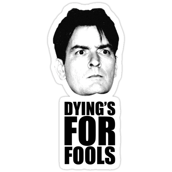 Dying's For Fools by kgittoes