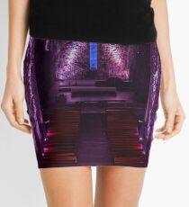 Salt Mine Cathedral Mini Skirt