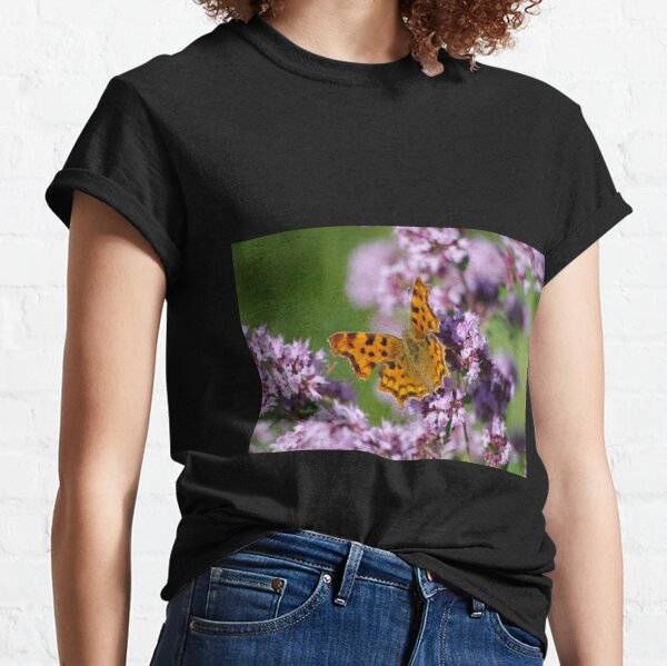 Comma Butterfly  Classic T-Shirt