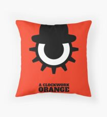 A Clockwork Orange (2) Throw Pillow