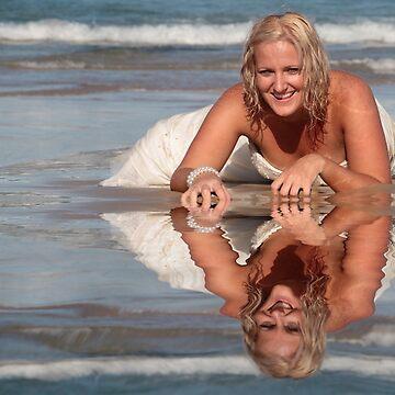 Bridal Reflection by talondi
