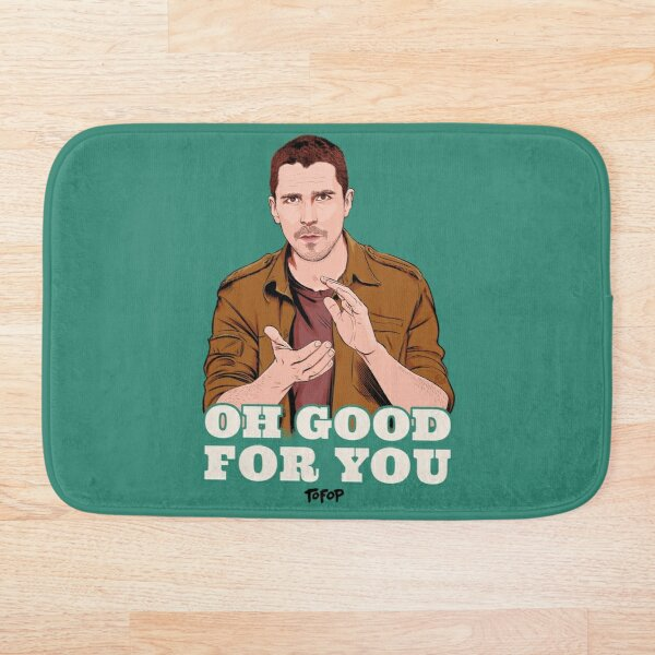 TOFOP: Oh Good For You Bath Mat