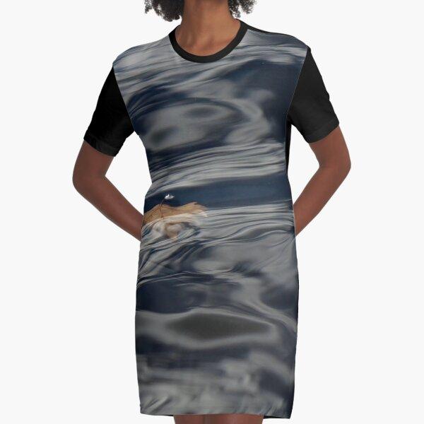 Sub Graphic T-Shirt Dress