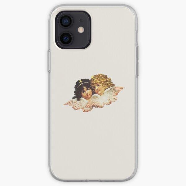 Querubines Fiorucci Funda blanda para iPhone
