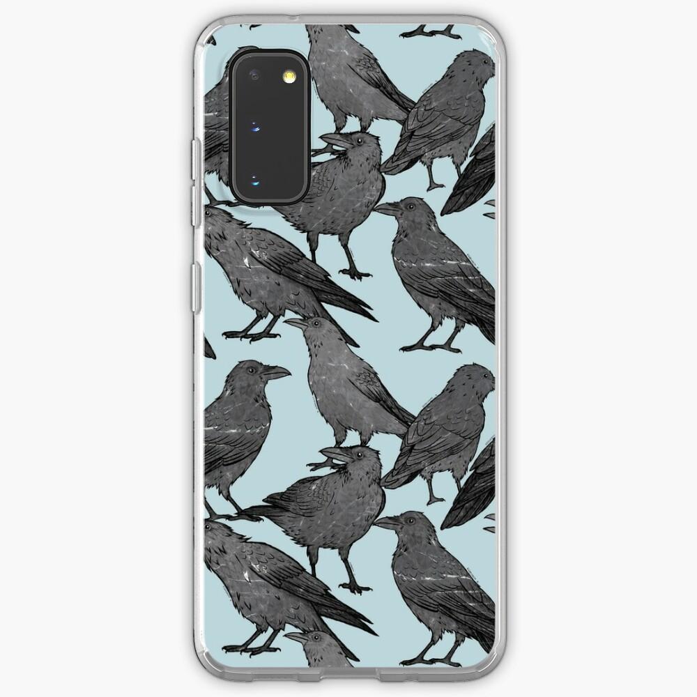 Cute crow pattern Case & Skin for Samsung Galaxy