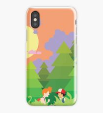 The World is Open to Explore iPhone Case/Skin