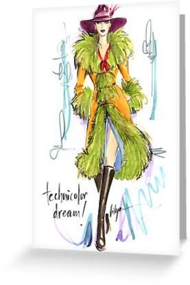 Technicolor Dream by jenniferlilya