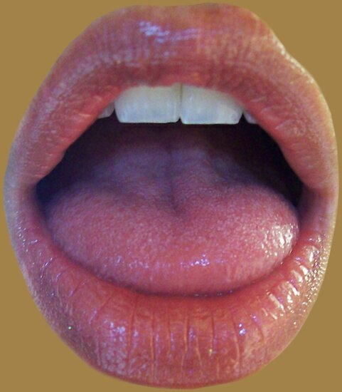 Mouth by Rickmans