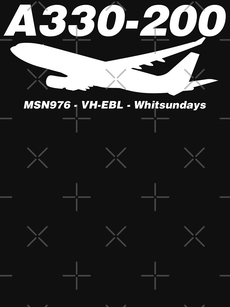 Airbus A330-200 976 VH-EBL (White)  by AvGeekCentral