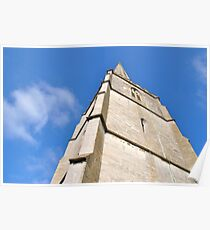 Painswick Church Poster