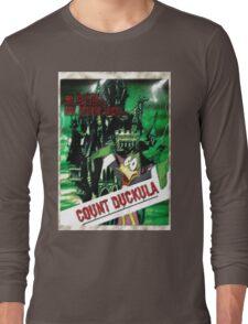 Duckula the B Movie Long Sleeve T-Shirt