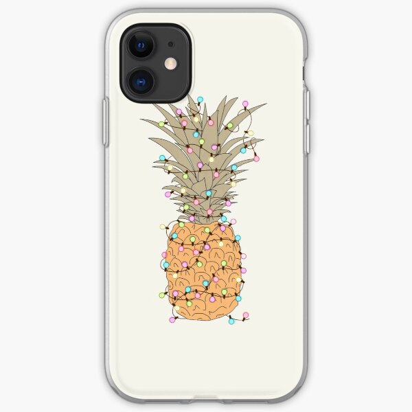 Tropical Lights iPhone Soft Case