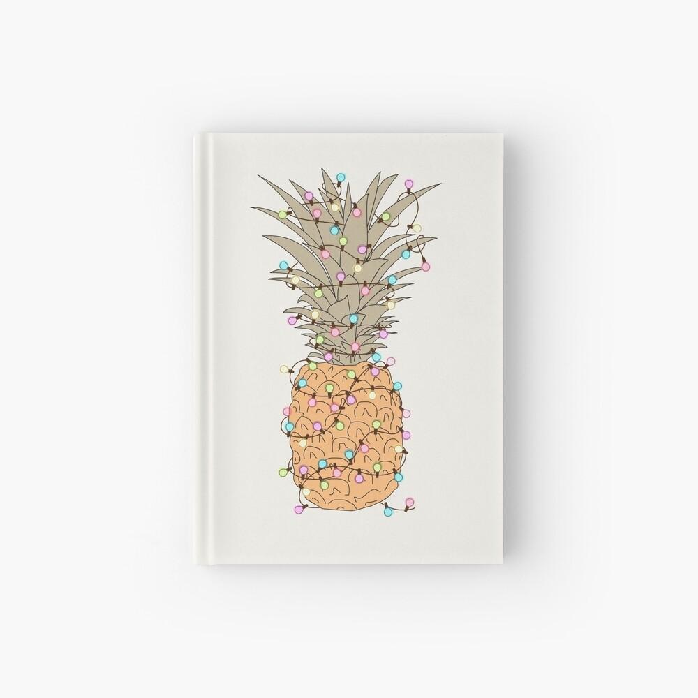 Tropical Lights Hardcover Journal