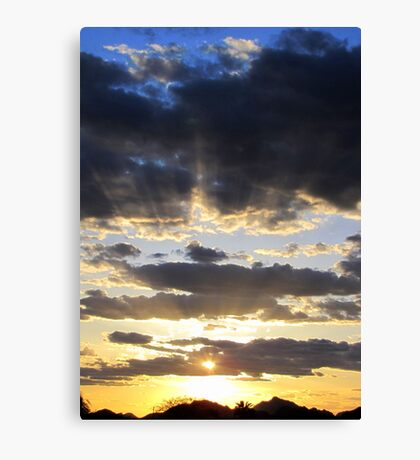 Come Home to Me Canvas Print