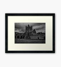 cistercian Framed Print