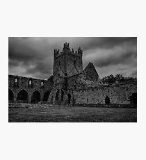 cistercian Photographic Print
