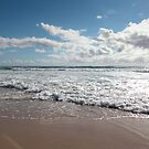 Mermaid Beach, Queensland by Sherrianne Talon