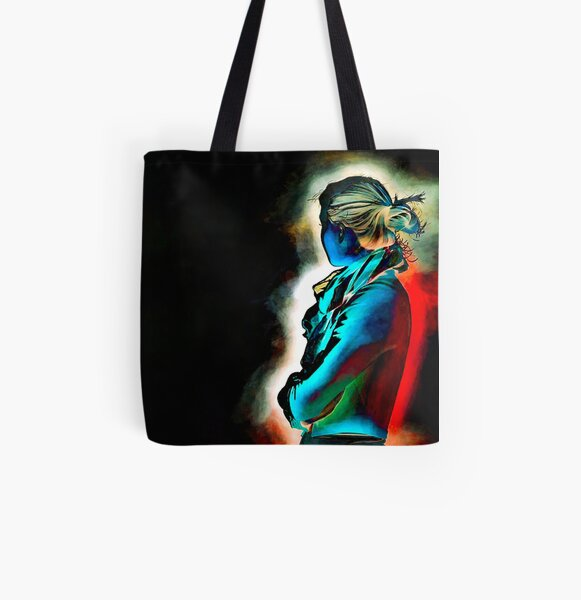 Contemplation All Over Print Tote Bag
