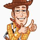 ★ Happy Cowboy by cadcamcaefea