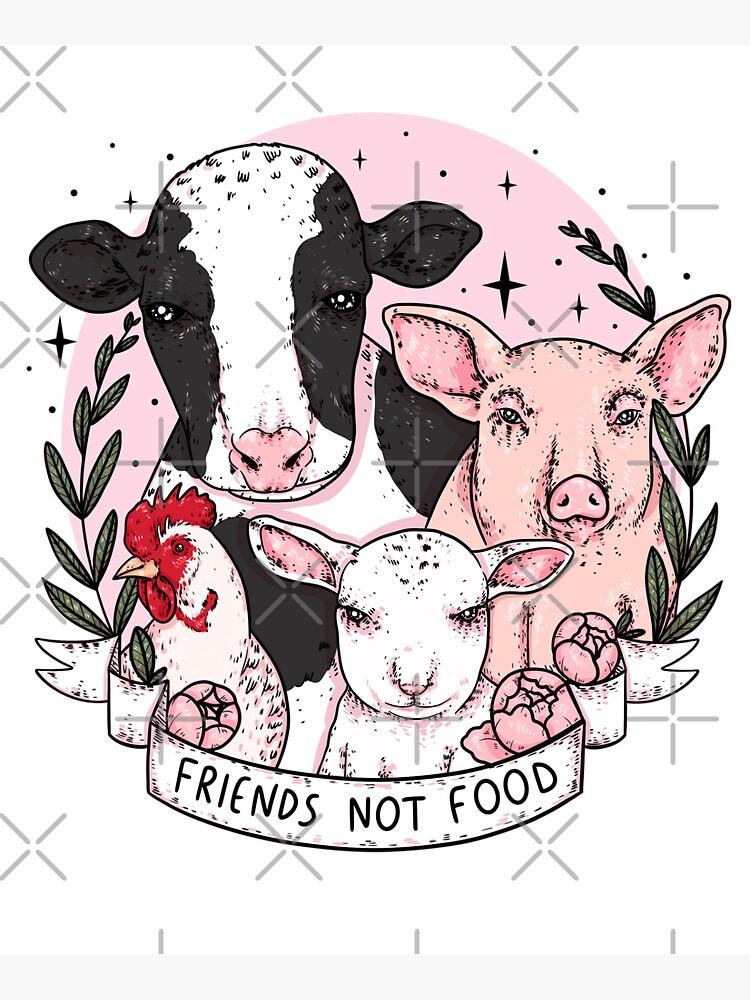 friends not food by nevhada