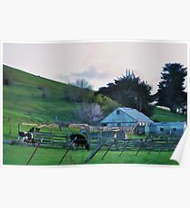 West Sonoma County California Poster