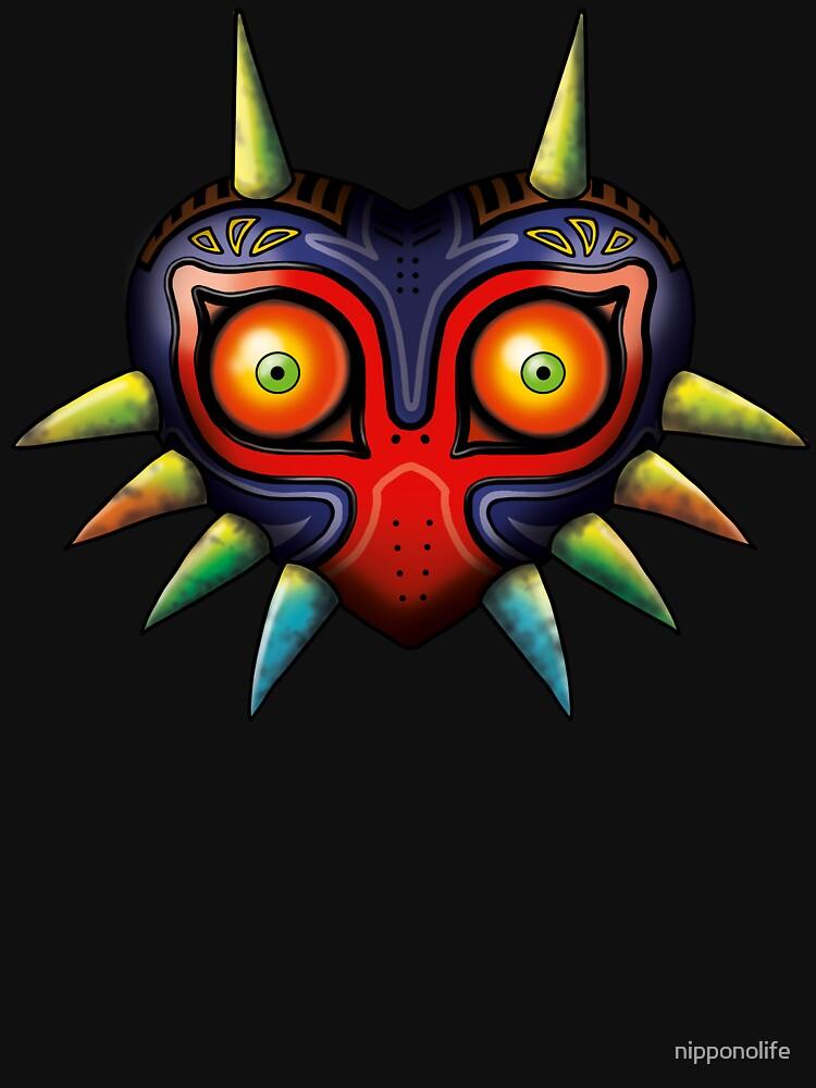 Máscara de Majora (Zelda) de nipponolife