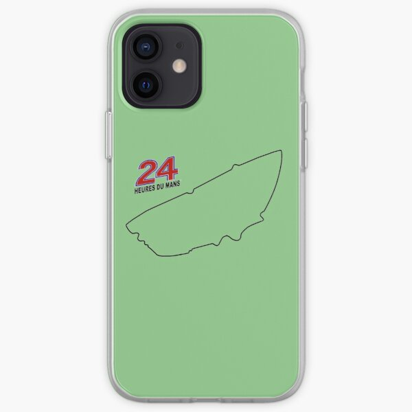 Logo 24h Le Mans Coque souple iPhone