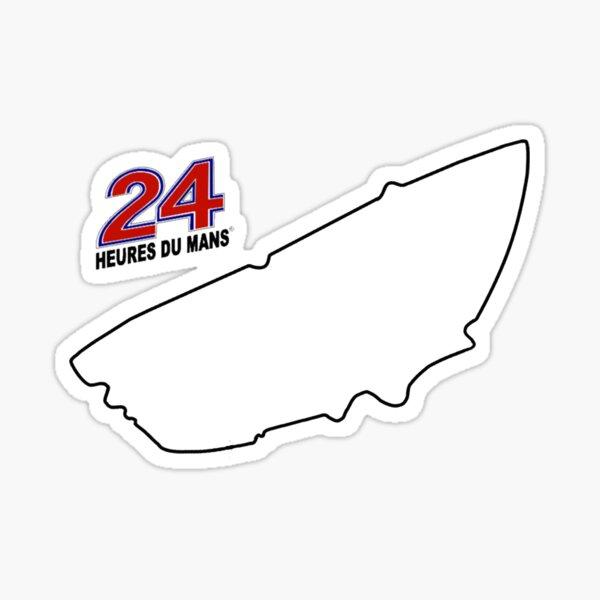 Logo 24h Le Mans Sticker