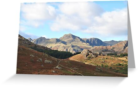 Moutain Pass by Lomode