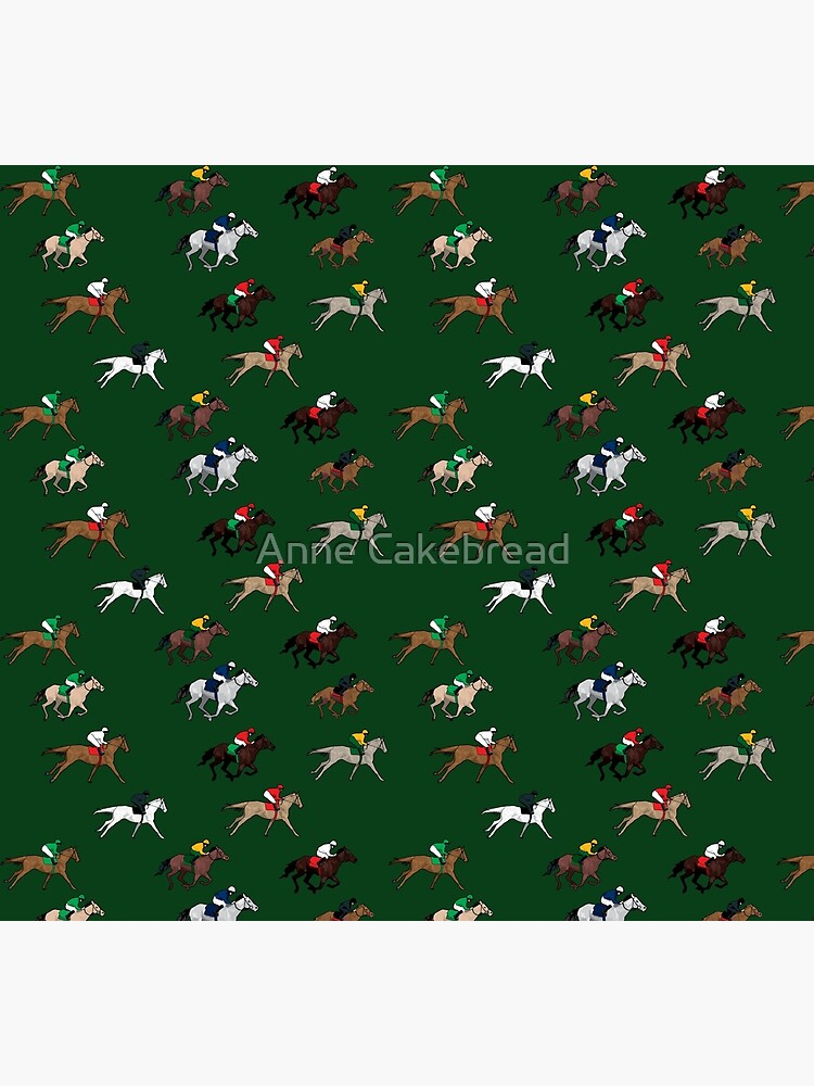 Horse race pattern by YSied